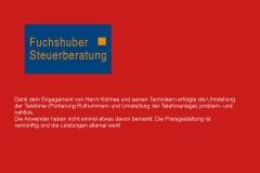 Fuchshuber Steuerberatung, Grieskirchen Hr. Hans-Jörg Fuchshuber