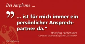Support Airphone