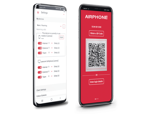 Airphone-mobile-android-ios-voip-apps-pairing2